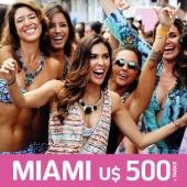 Promoção Miami American Airlines