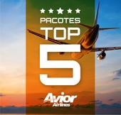 Pacotes Top 5 Avior Airlines