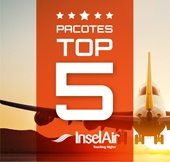 Pacotes Top 5 Insel Air